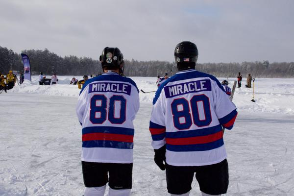15th Annual Labatt Blue/USA Hockey Pond Hockey National Championships to be Played at World Championship Derby Complex in Eagle River