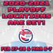 2020-2021 Playoff Announcement