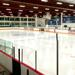 The ice at the North Shore Winter Hockey Club.