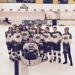 Bantam A's take 2nd place at the Breezy Point Tournament.