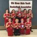 2nd Place Finish 3/4th Grade - Motz Team - Elk River Tournament