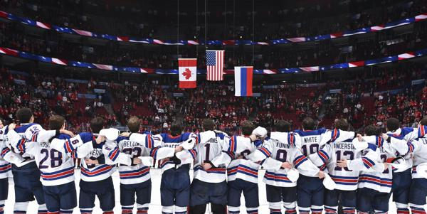 U S Schedule For 2019 Iihf World Junior Championship Set