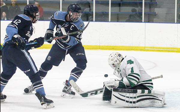 MN H.S.: Besieged In Third, Hill-Murray's Begley Keeps Cool To Hold Off Blaine