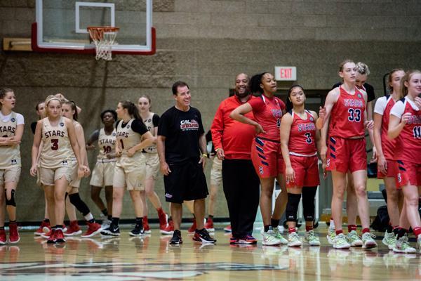 Cal Stars Basketball