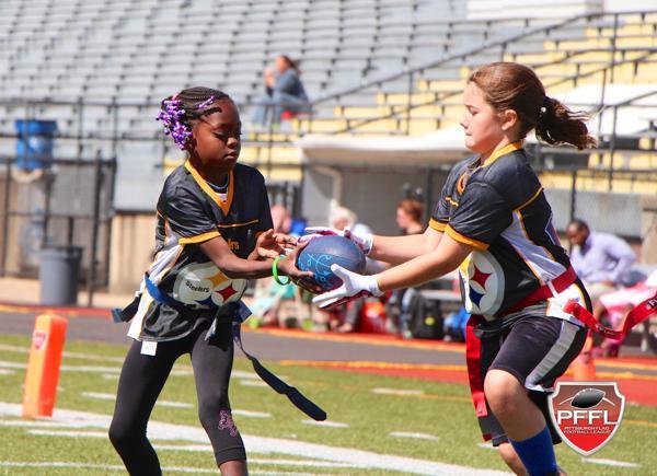 Top Three Reasons Girls Should Play Flag Football 66345b171