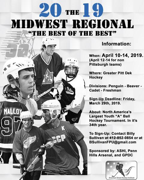 Greater Pitt Dek Hockey