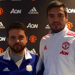 Nick and Sergio Romero
