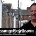 Tony Bonora talks about bowling in an alley on the mississauga gazette a mississauga newspaper in mississauga
