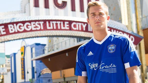 Reno 1868 FC Unveils Inaugural Jerseys