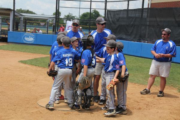 Blacksburg Baseball Association