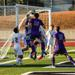 Mark George scoring the winning goal vs. Roseville that secured the SEC title