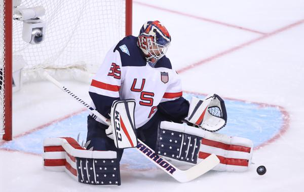Cory Schneider Takes the Reigns in Net for New Jersey