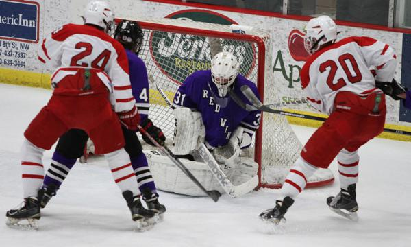 MN H.S.: Red Wing Takes Down Austin In Big Nine Conference Play