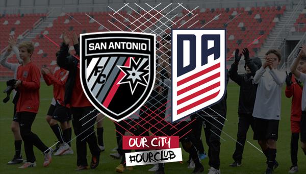 San Antonio Fc Academy Teams Accepted To U S Soccer