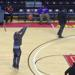 Former Camden great Dajuan Wagner shooting before state title game at Rutgers