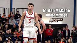 4617b586ddd WVU Commit Jordan McCabe Junior Mixtape! COLDEST White Boy In America!