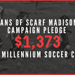 Scarf Madison Campaign Pledge