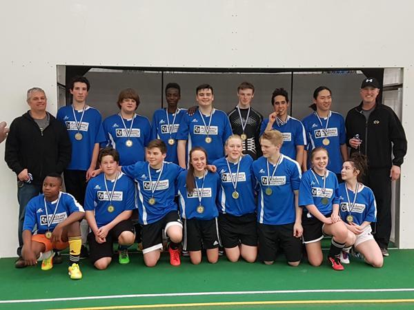 U16 U18 Playoff Results Season  2 - Gold Team  3 Royal 5d861deb981a