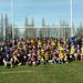 The Rugby Cats faced Lyceé Sorel Albert on Monday afternoon, defeating the hosts, 17-12.