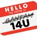 Name Change Sticker