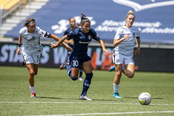 First North Carolina Courage Matches of the NWSL Fall Series Announced