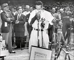Lou gehrig small