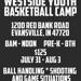 Blackheart Basketball presents WSYB Skills Camp July 31-August 3, 2017