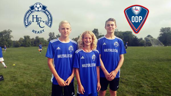 Hfc S Own Selected To Us Youth Soccer Region 1 Boys Odp Team