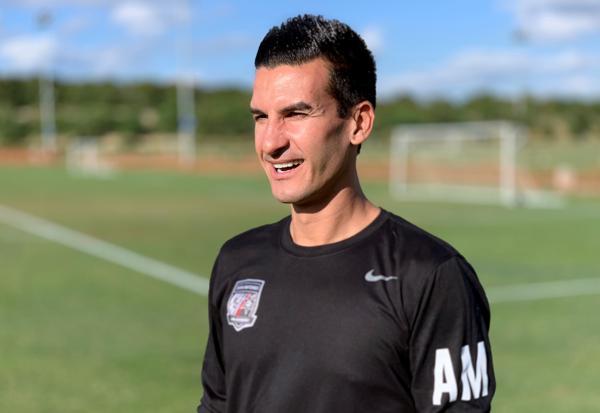 San Antonio Fc Appoints Alen Marcina As First Team