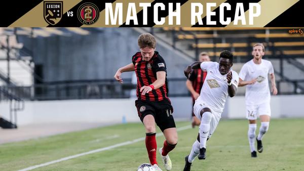 Match Recap: Legion FC racks up five goals, one shutout