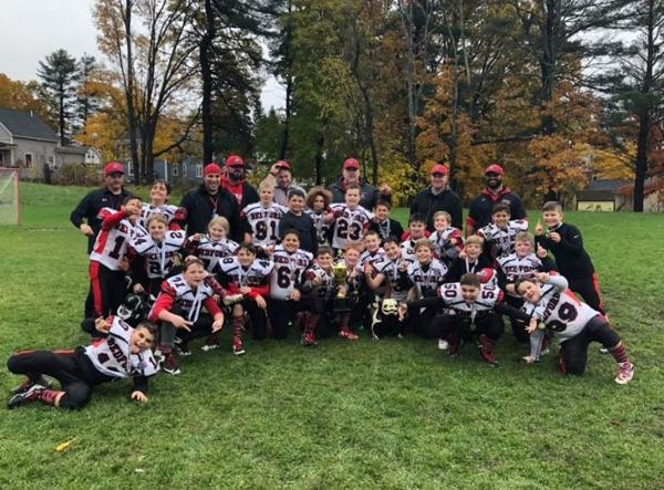 Bedford Youth Football & Cheer Bulldogs