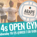 14s Open Gym