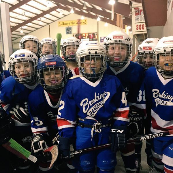 New To Hockey