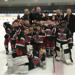 Congrats to the Novice Reds who won in Montreal