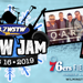O.A.R. and Special Guest Val Astaire 93.7 WSTW Snow Jam Concert at the 76ers Fieldhouse