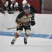 Pics Premier forward Michael Wilson skates against the Junior Wolf Pack