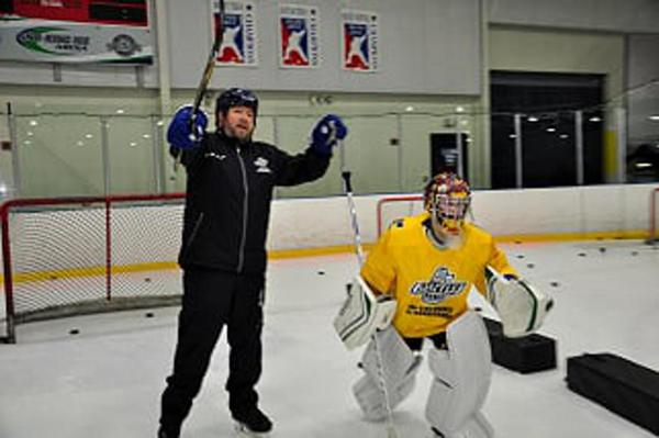 We Only Have A Few Spots Left In The Summer Goalie Camp This Weekend