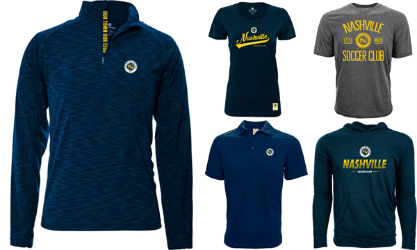 the latest 6b9e0 80c0d Nashville SC Apparel Now Available at Dick's Sporting Goods ...