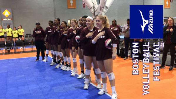 boston mizuno volleyball