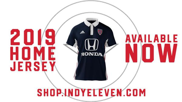8ed17c950ab INDY ELEVEN UNVEIL NEW 2019 ADIDAS HOME KIT