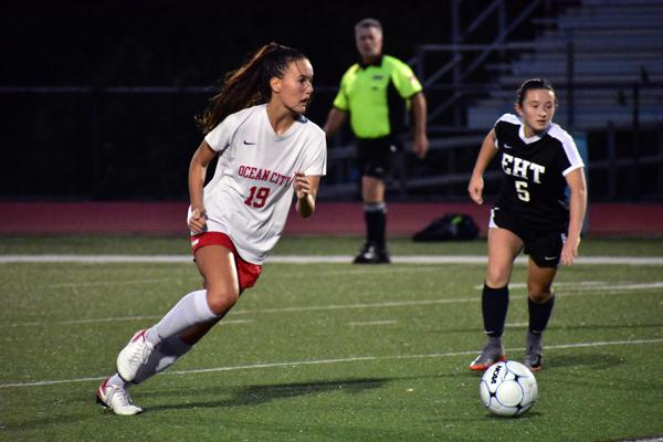 a3b7906c4 Girls Soccer  Ocean City advances to the CAL championship game