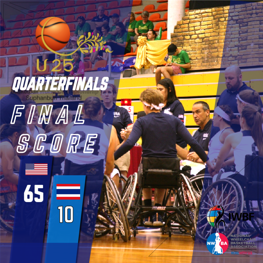 dcbbb48071f U.S. overwhelms host Thailand 65-10; advances to semifinals