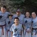 Taekwondo students achieving goals and developing self-esteem through martial arts