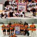 Team Philadelphia's Pee Wee B National and Orange square off in Liberty Cup Finals