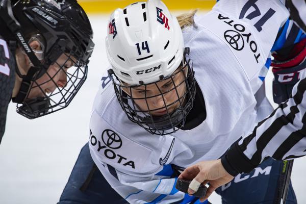 U.S. Roster Announced for 2019 IIHF Women s World Championship 083aa5274