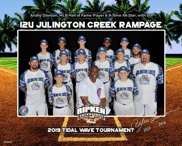 Julington Creek Baseball Association