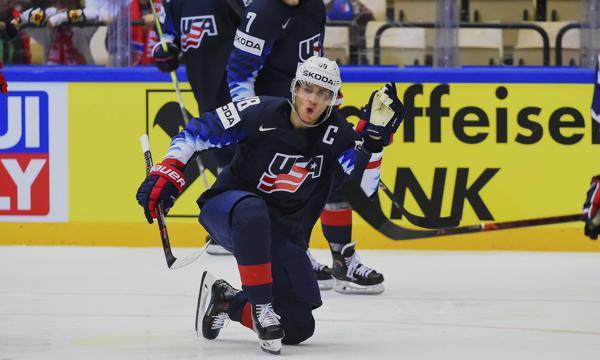 8c071ea4c Patrick Kane To Captain 2019 U.S. Men s National Team