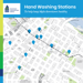 Mpls Downtown Improvement District Hand washing locations map 2020