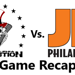 EHL Jr. Flyers roll to 5 – 1 win over first place Revolution