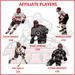 5 Titans named affiliate NAHL Titans